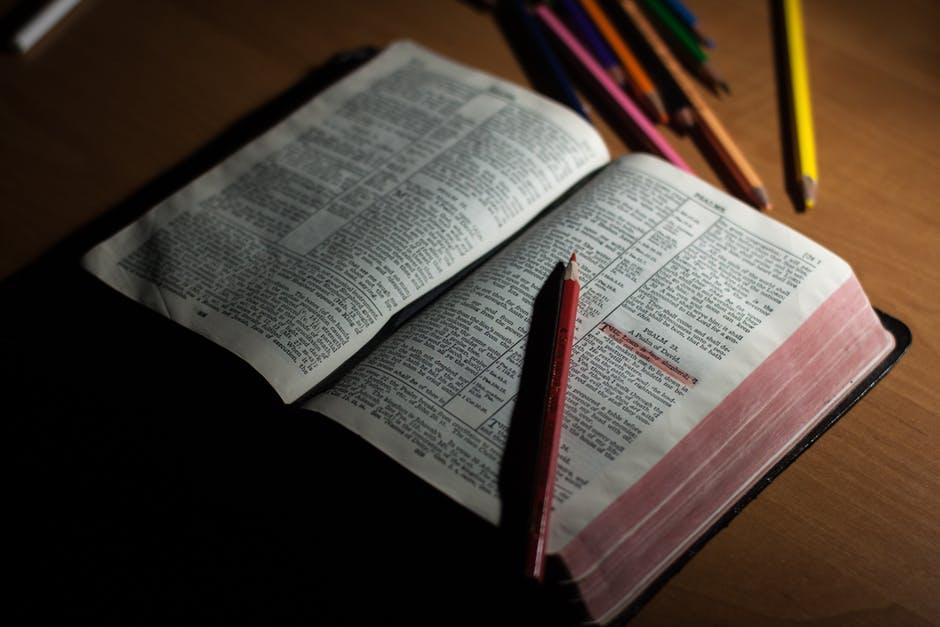 July 2021 Bible Studies