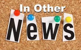 September 2021–In Other News
