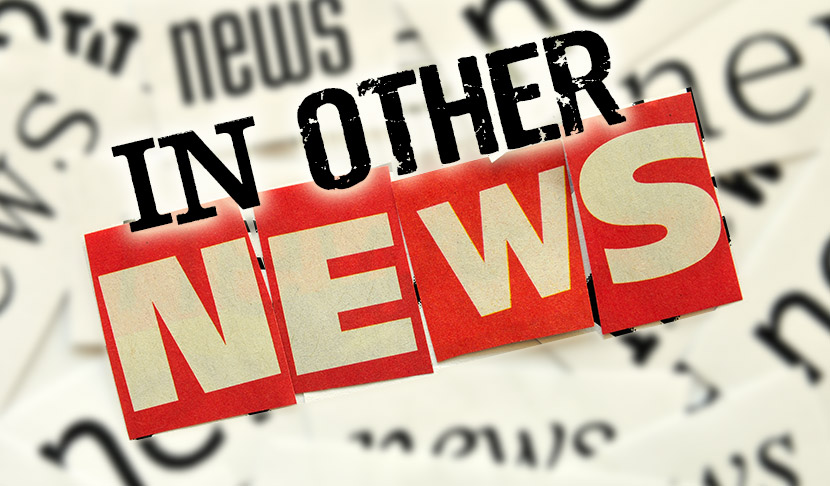October 2021–In Other News